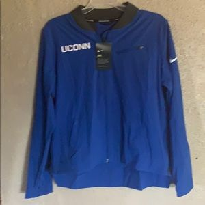 UCONN Women's Basketball Jacket. Size M. BNWT